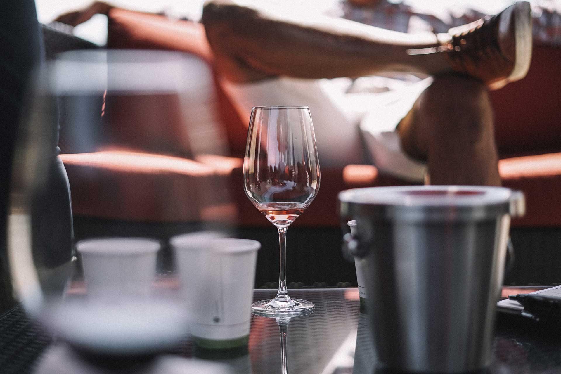 cafebar maximilian Weinkarte