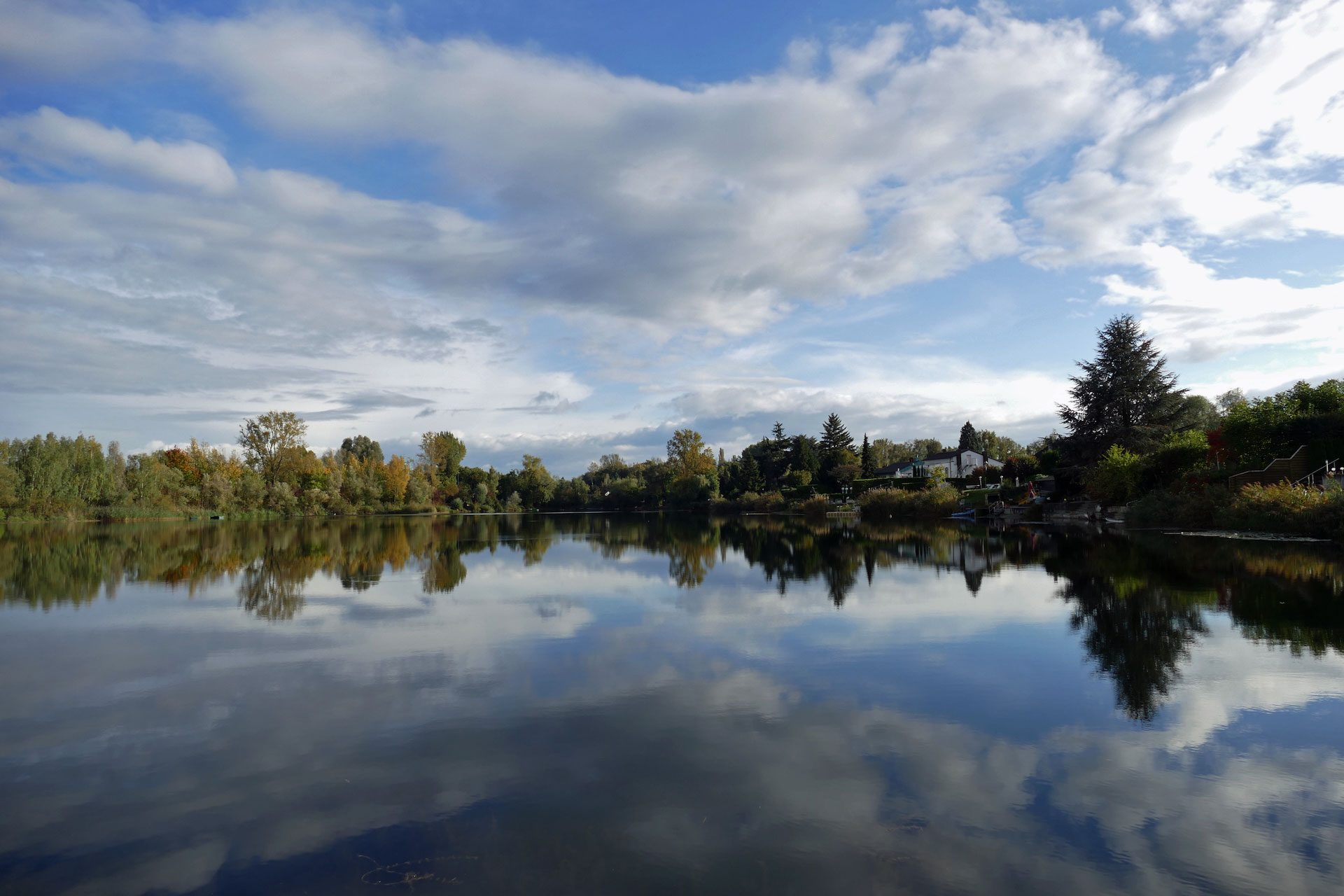 Das Haus am See in Speyer