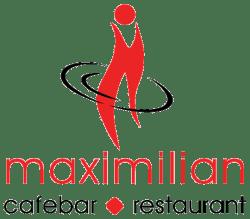 Logo cafebar maximilian in Speyer