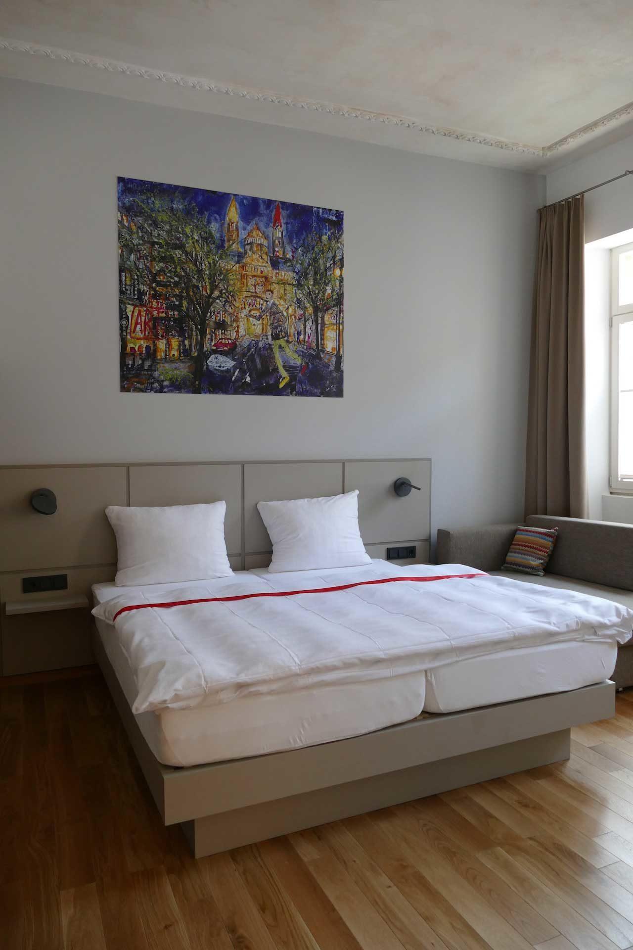 Gästehaus maximilian Speyer