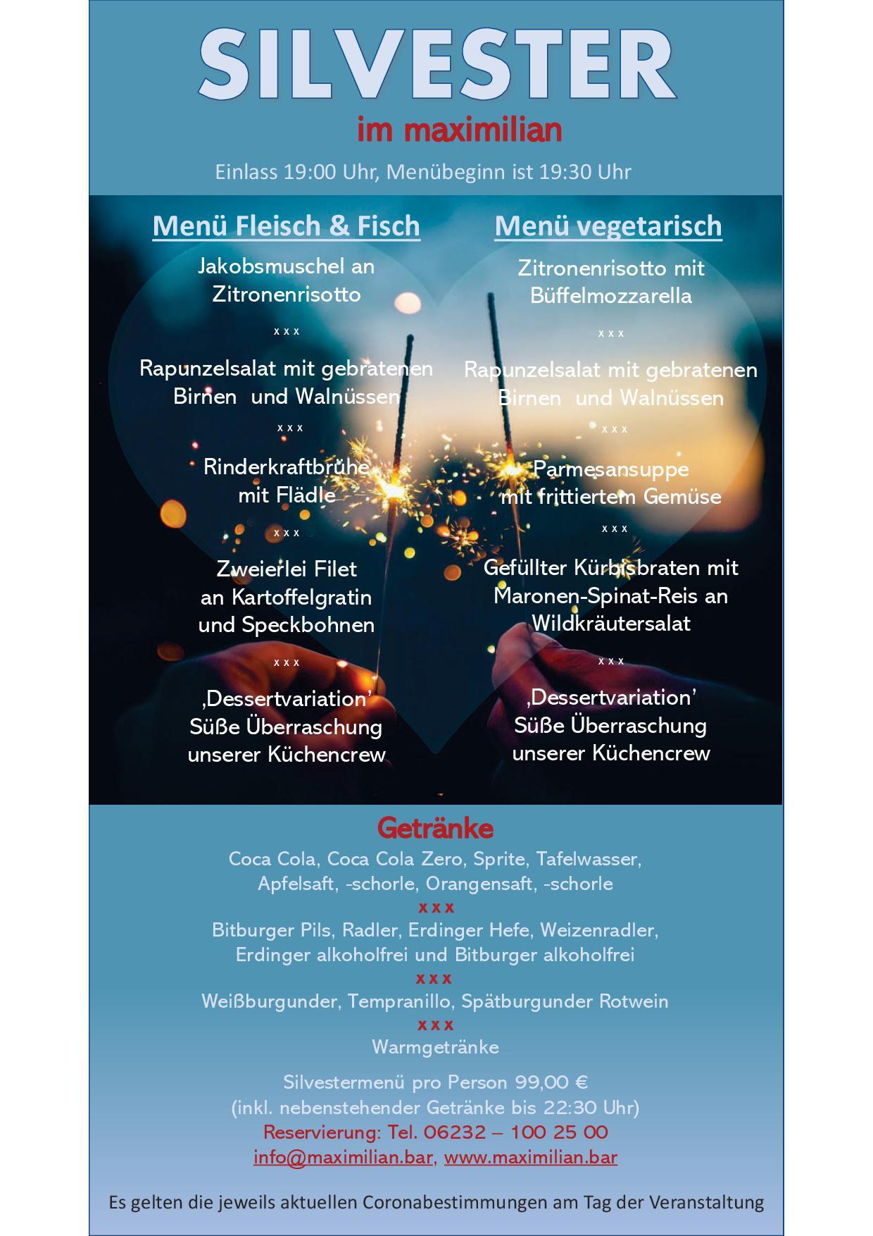 Silvester 2020 in Speyer
